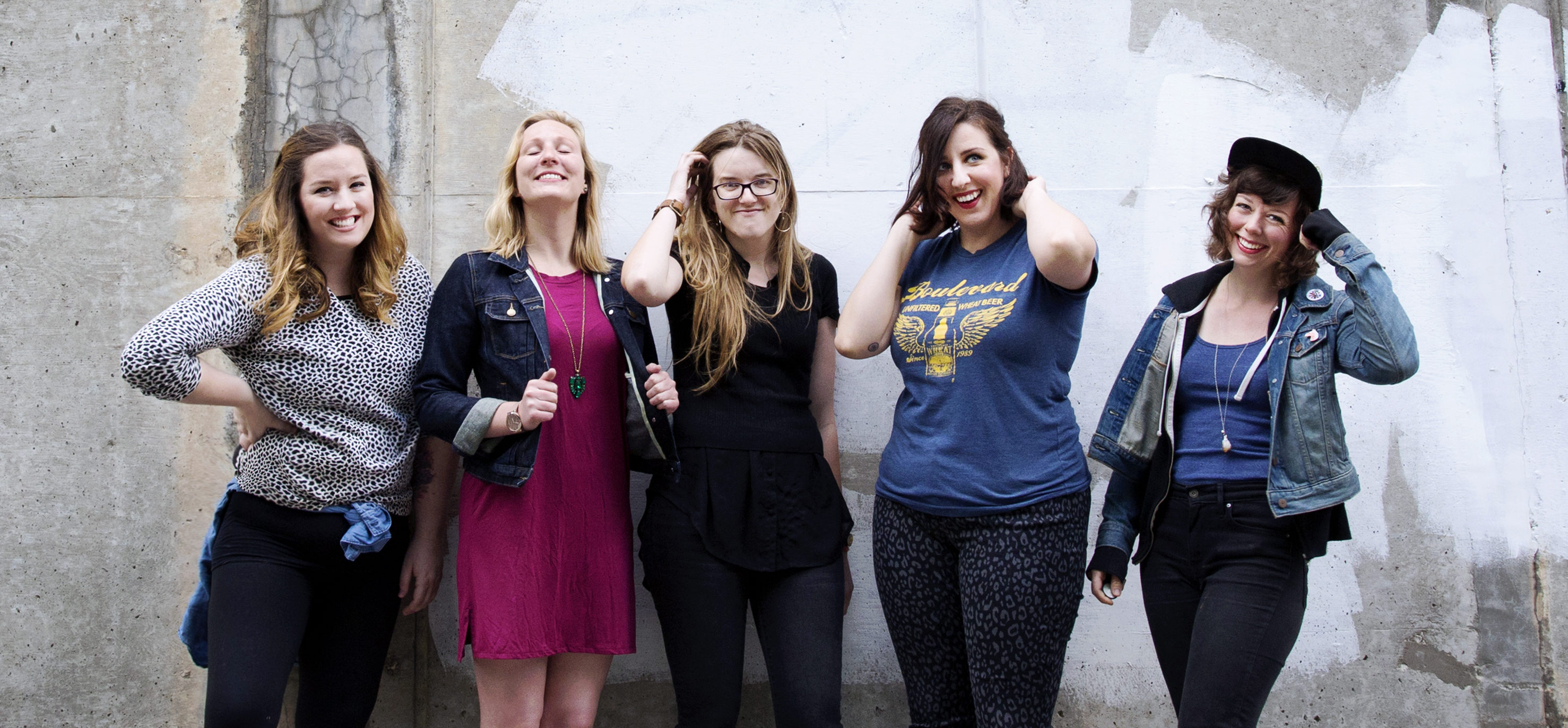 5 Years of Chicago Women's Funny Festival