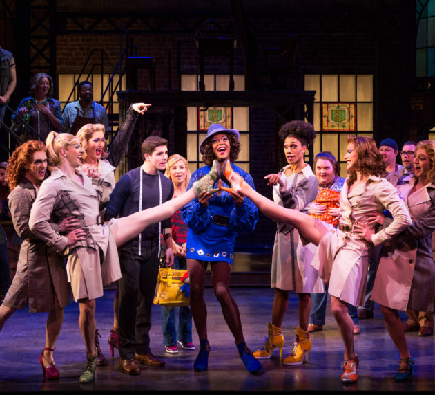 "KINKY BOOTS Will ""Raise You Up"" With Its Uplifting, Entertaining Story"