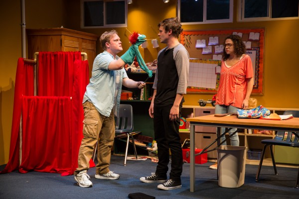 Victory Gardens Theater's HAND TO GOD is Devilishly Good