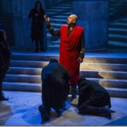Julius Caesar at Writers Will Make You Think, and it Should.