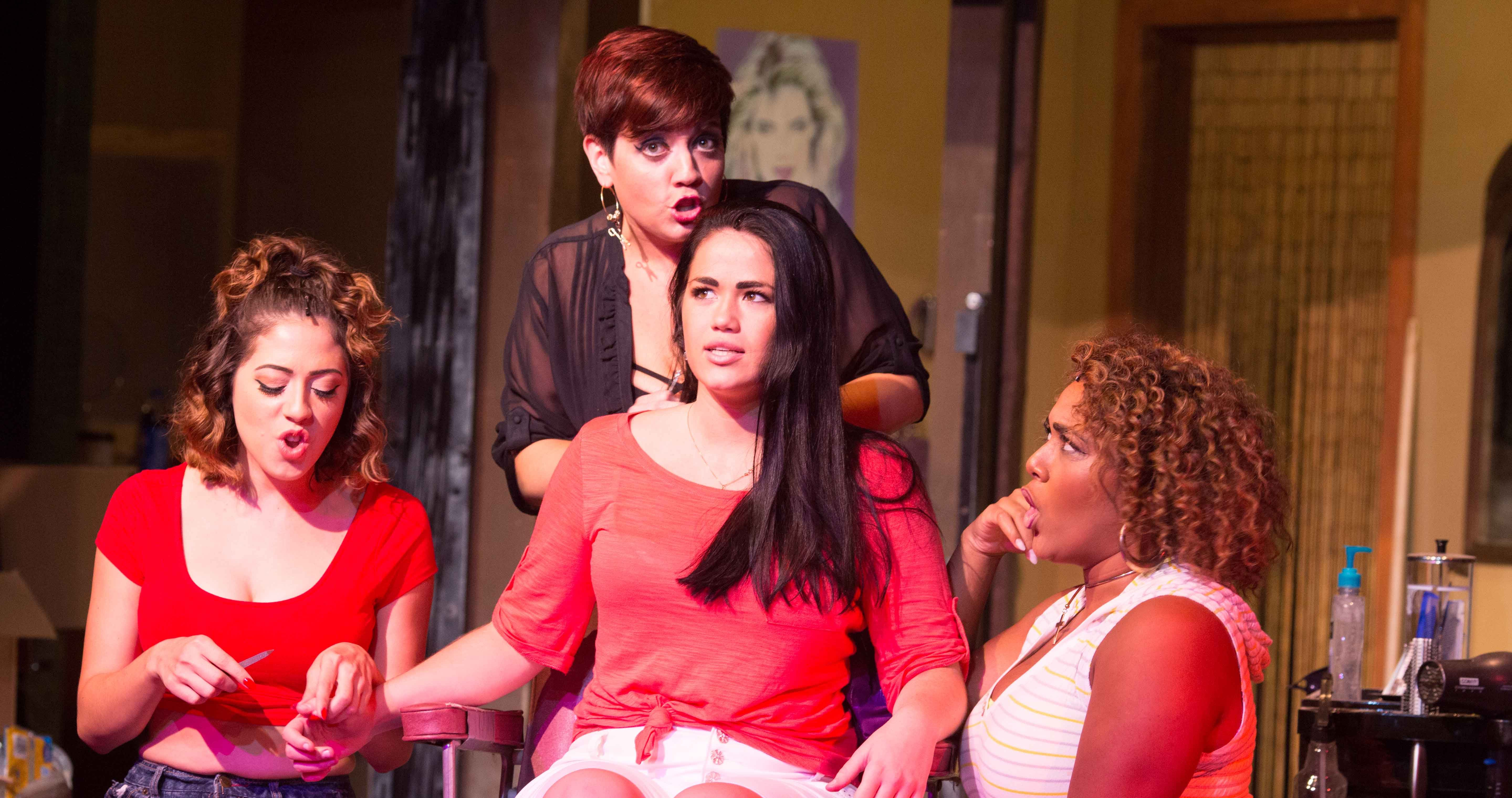 Women Rule Porchlight's IN THE HEIGHTS