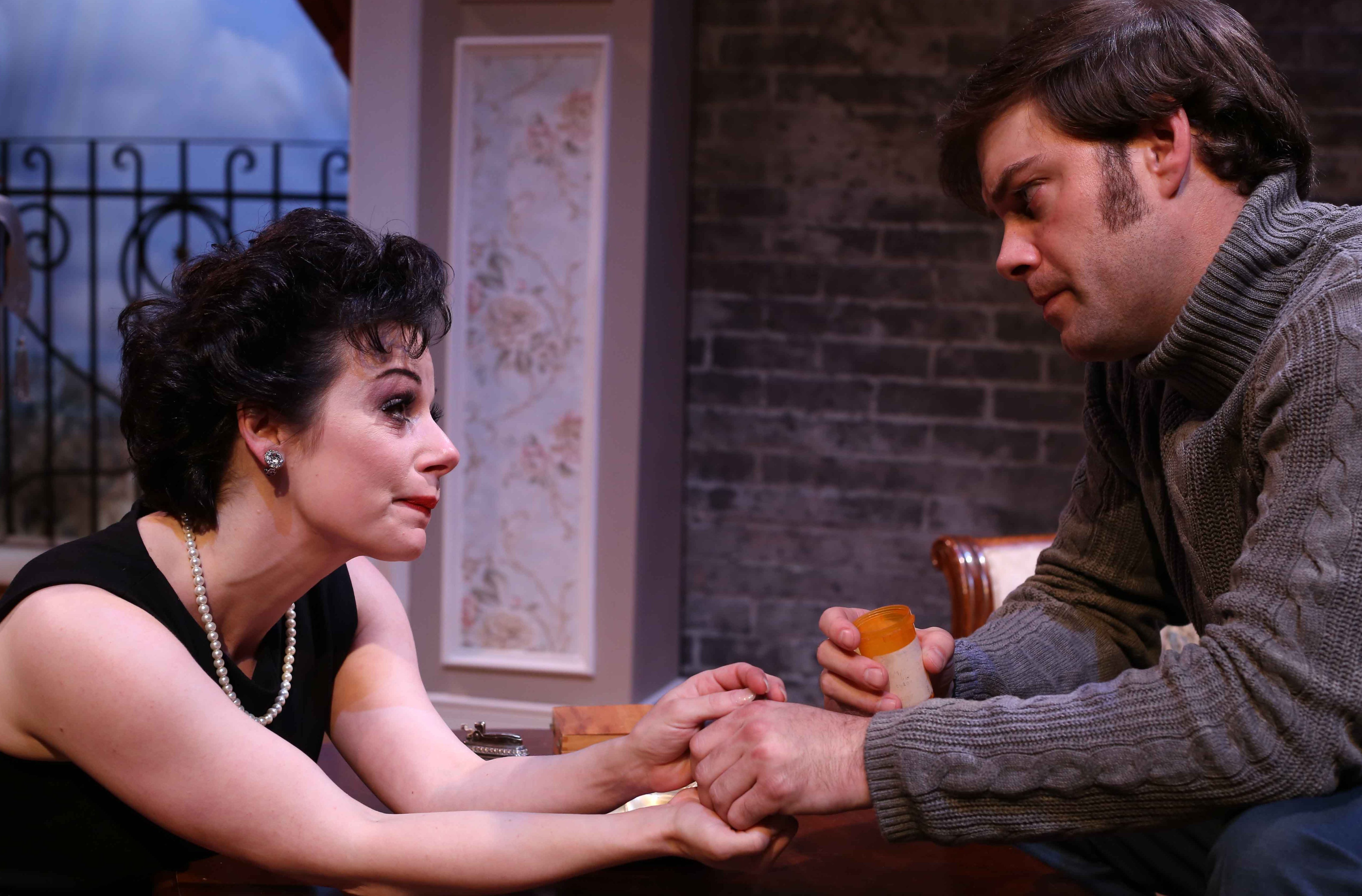Ingersoll's Magnificent Performance Anchors Porchlight's END OF THE RAINBOW
