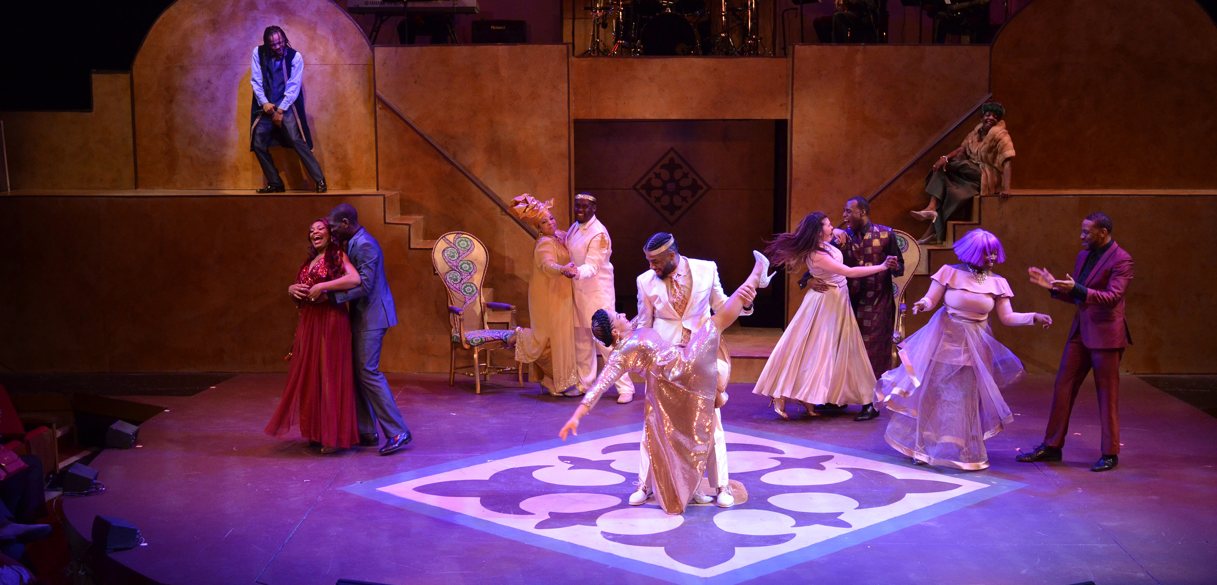 Full of Humor and Energy THE OTHER CINDERELLA Brings the House Down