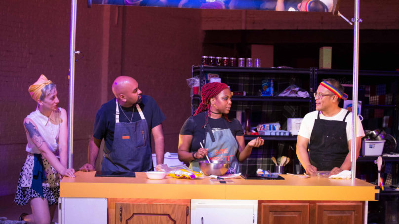 Review: THE FOOD SHOW at The Neo-Futurists