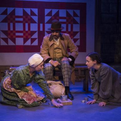 Review: ALIAS GRACE at Rivendell Theatre Ensemble