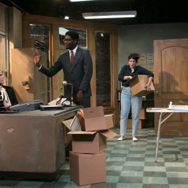 "Review:  ""1980 (Or Why I'm Voting for John Anderson)"" at Jackalope Theatre"
