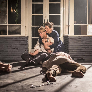 "Review: ""GHOSTS & zombies"" at Akvavit Theatre"