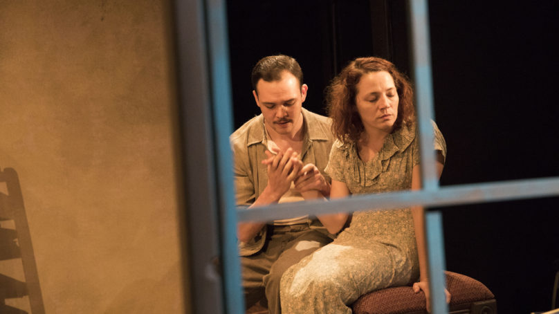 Review: NAKED at Trap Door Theatre