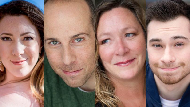 Interrobang Sets UTILITY Cast & Production Team