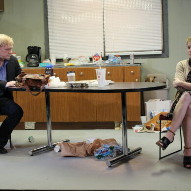 """Review   """"Blackbird"""" at Blank Theatre Company"""