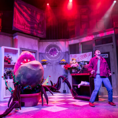 Review   LITTLE SHOP OF HORRORS at Mercury Theater Chicago