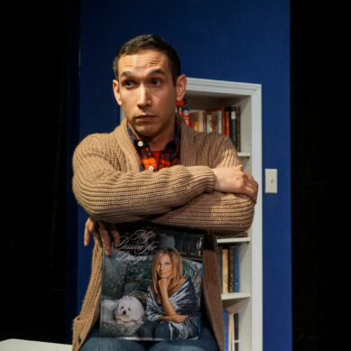 """Review """"Buyer & Cellar"""" at Pride Films and Plays"""